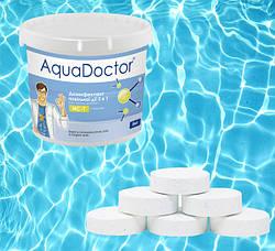 Таблетки 3 в 1 для комплексного ухода за водой AquadoctorMC–T