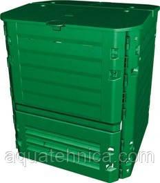 Компостер садовый (компостный бак) Graf Thermo King 600 литров