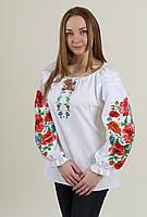 Нарядная женская вышиванка