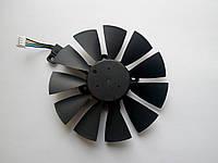 Вентилятор №118 кулер для видеокарты ASUS STRIX T129215SU PLD09210S12HH GTX970 980 RX 460 480 FDC10U12S9-C