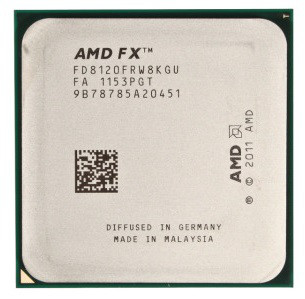 Процессор 8 ядер AMD FX 8120 8x3.4-4.0GHz Socket AM3+