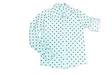 Блуза, Рубашка детская «Звезды» длинный рукав.