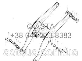Фронтальный погрузчик Chenggong CG935H стрела