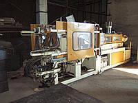 Пресс горизонтальный для прессования резины фирмы MAPELLI, Италия