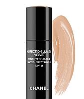 Chanel Perfection Lumiere Velvet Smooth-Effect Makeup SPF 15 Тональное средство с эффектом сияния