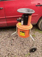1,5 kW 2800 min дробилка для веток измельчитель садовый из Германии