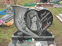 1.1 Памятник гранитный одинарный
