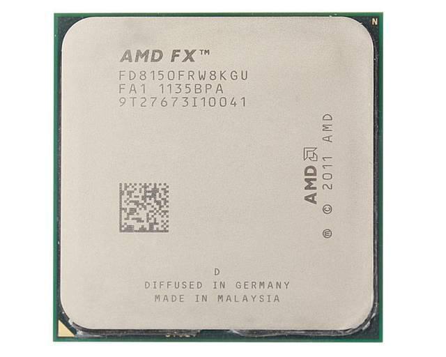 Процессор 8 ядер AMD FX 8150 8x3.9-4.2GHz Socket AM3+