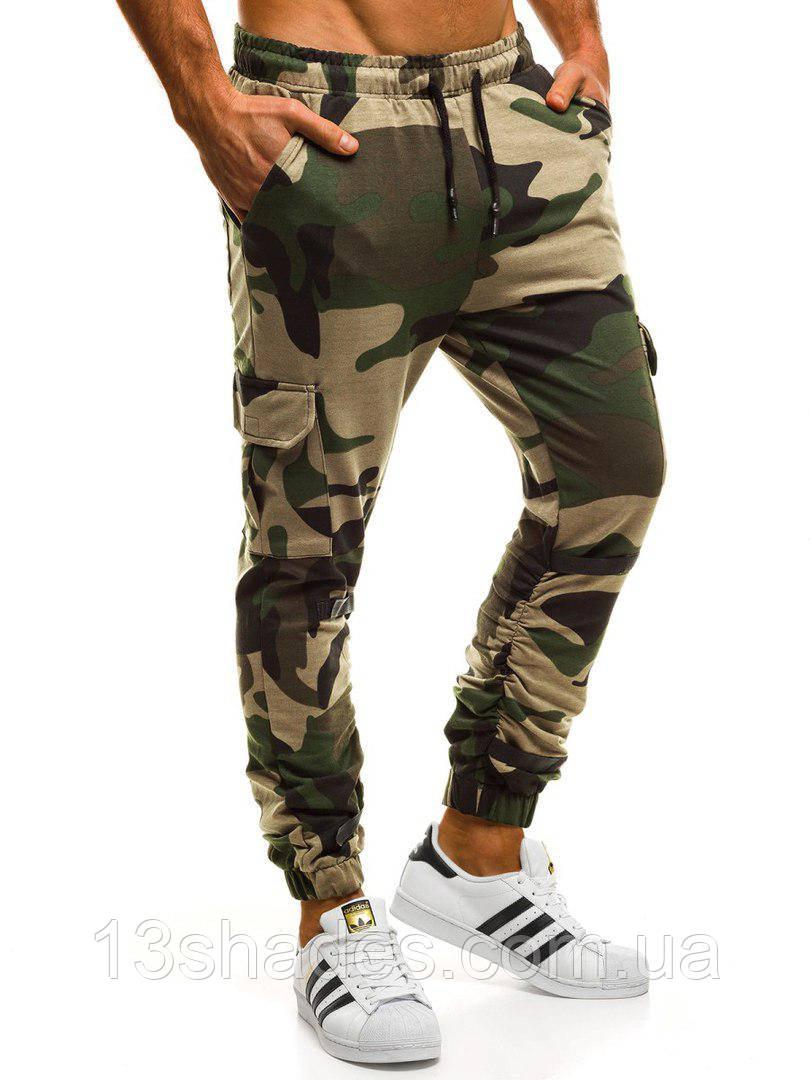 a59fa6a7 Спортивные штаны мужские джогеры хлопок камуфляж: продажа, цена в ...