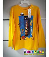 Реглан Детский The Children's Place Трикотажный на мальчика Оригинал Рост 145 см