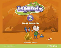 Islands 2 Class Audio CD's