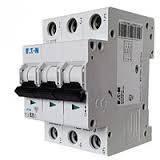 Автоматический выключатель PL6-C16/3 Eaton/Moeller, фото 1