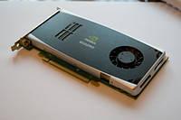 Видеокарта Nvidia Quadro FX1800, 768МБ DDR3 (192бит)