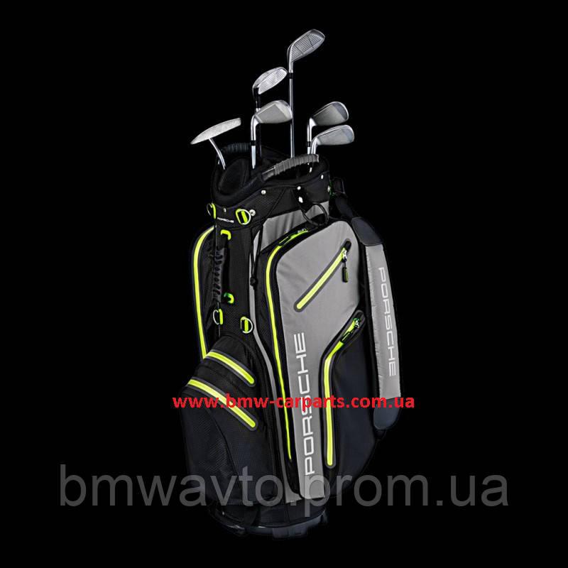 Сумка на колесиках для гольфа Porsche Golf Cart Bag, фото 2
