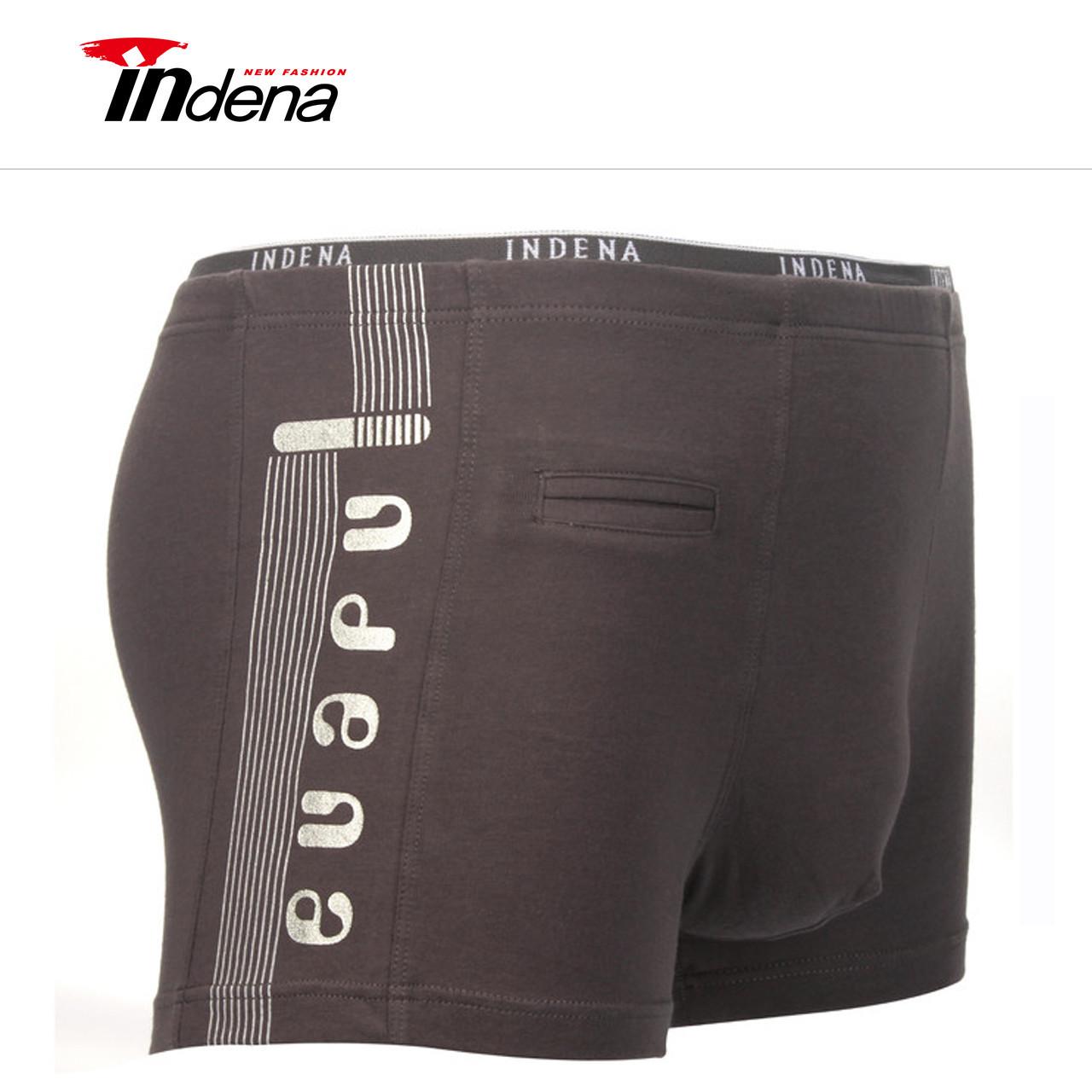 Мужские стрейчевые боксеры  Марка «INDENA» АРТ.65089