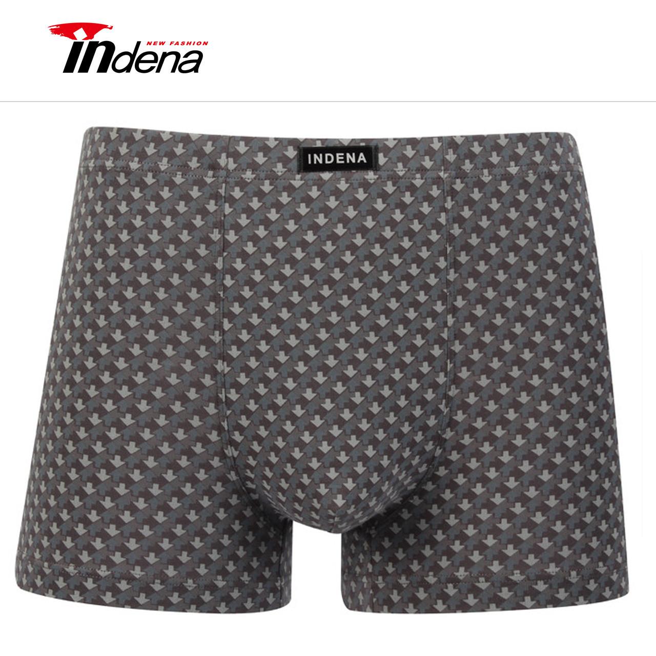 Мужские боксеры стрейчевые марка «INDENA»  АРТ.65097