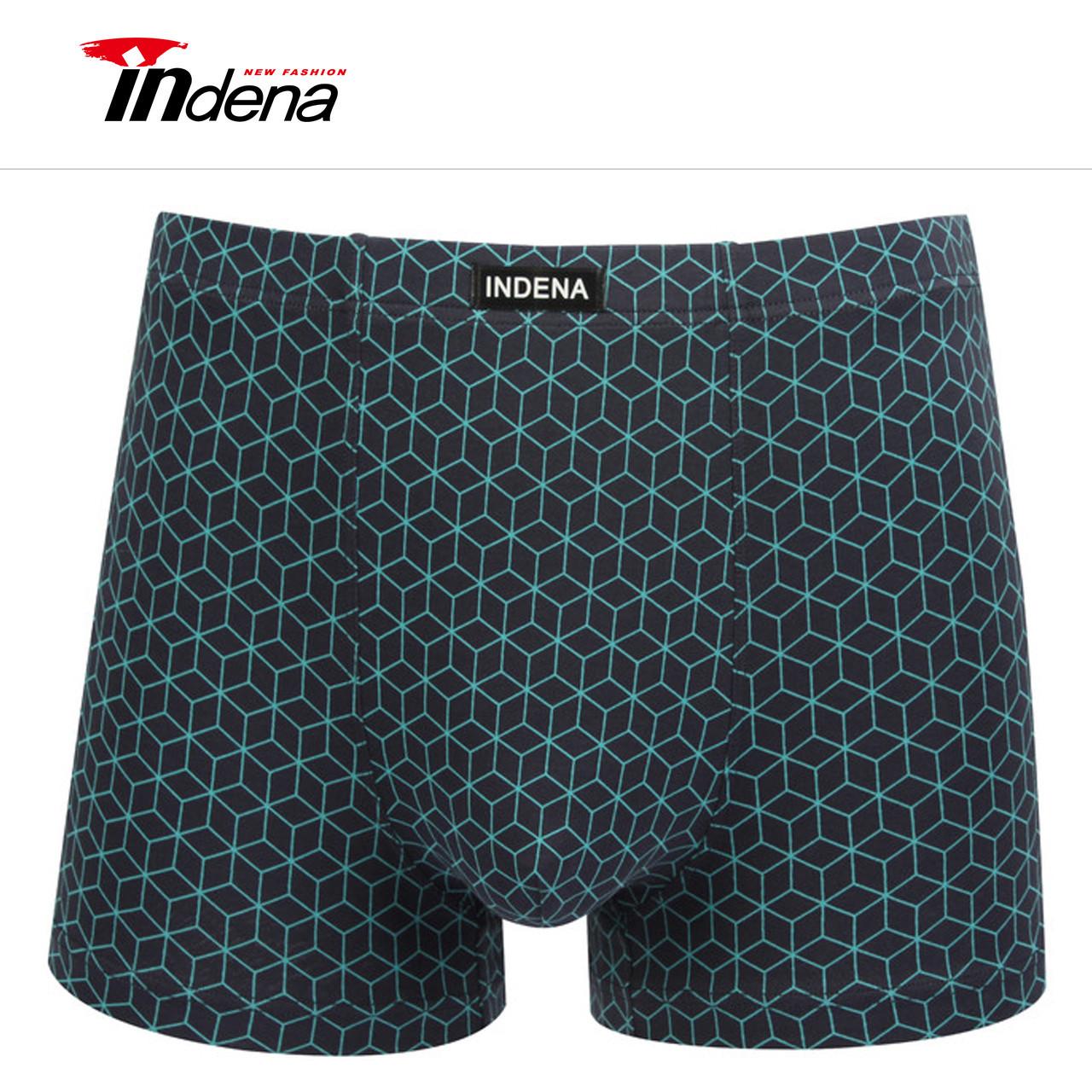 Мужские боксеры стрейчевые марка «INDENA» АРТ.75002