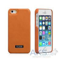 Чехол iCarer Luxury Back Cover Apple iPhone 5, iPhone 5S, iPhone SE Orange