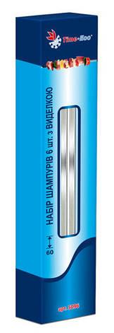 Набор шампуров и вилка 60 см, s5096, фото 2