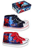 Высокие кеды Человек Паук SpiderMan, Marvel, фото 1