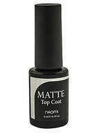 Топ для гель-лака Naomi Matte top 6 мл
