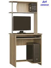 Стол компьютерный Школьник-2, фото 3