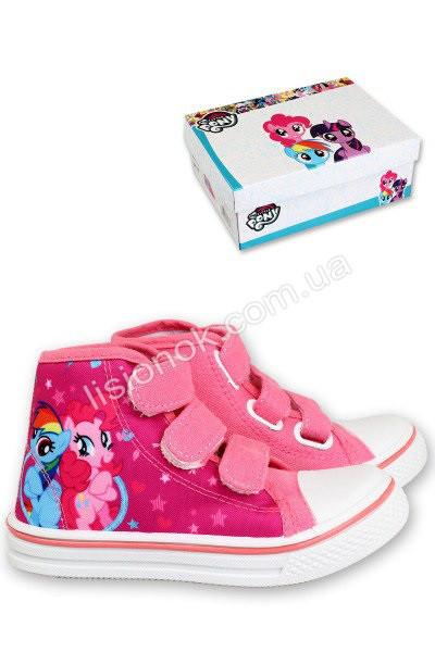 Высокие кеды Моя маленькая Пони (My little Pony), Hasbro