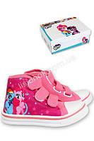 Высокие кеды Моя маленькая Пони (My little Pony), Hasbro, фото 1