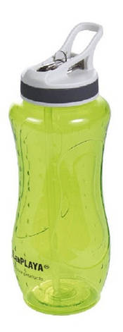 Спортивная бутылка Isotitan® Sports and Drink Bottle green, 0,9L, фото 2
