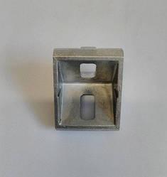 Угловой соединитель станочного профиля 45х45