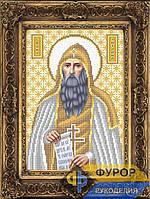 Схема для вышивки бисером - Антоний Святой Преподобный, Арт. ИБ4-042-2
