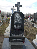 1.4 Памятник гранитный одинарный