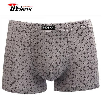 """Чоловічі боксери стрейчеві марка """"INDENA"""" АРТ.65068, фото 2"""