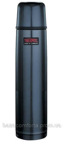Термос 0,75 л, FBB-750BC, серый, фото 2