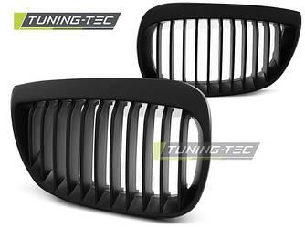 Решетка радиатора ноздри тюнинг BMW E87