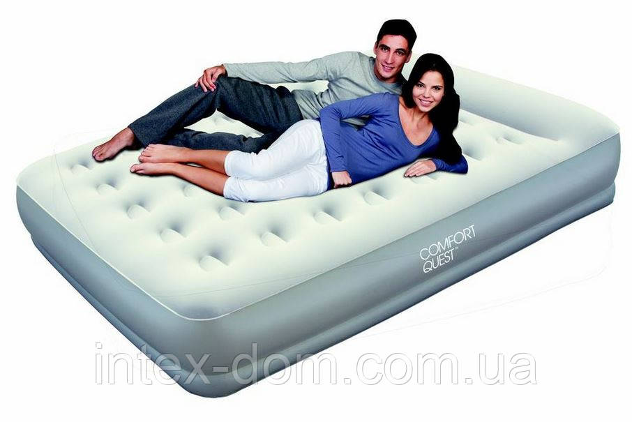 Bestway 67459 Надувная кровать(203х152х38)
