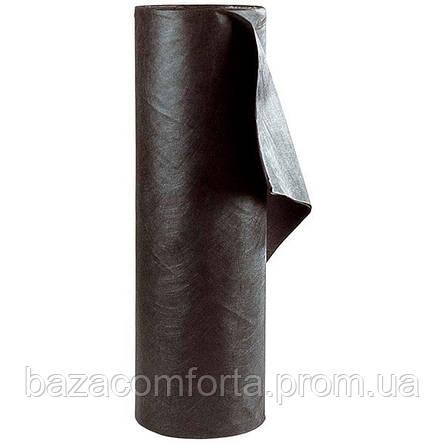 Ткань для мульчирования, 0,8x5 м нетканая, черная, арт. 6793, фото 2