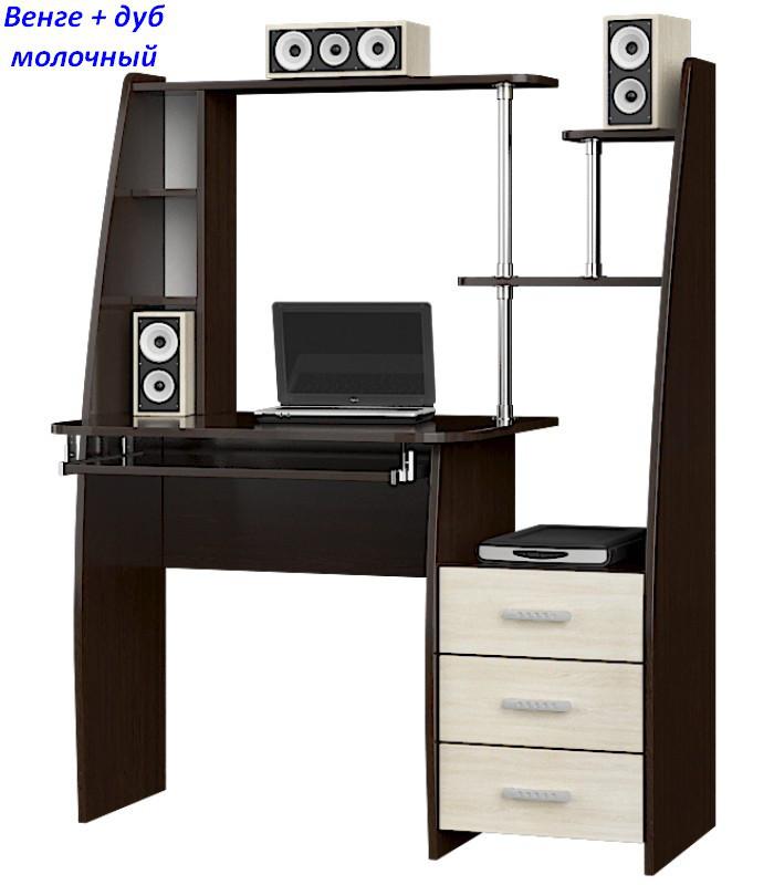 Стол для компьютера Школьник Стиль