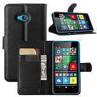 Чехол для Microsoft Lumia 640 книжка кожа PU