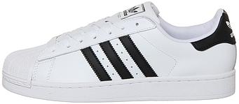 Женские Кроссовки Adidas Superstar Classic (люкс копия)