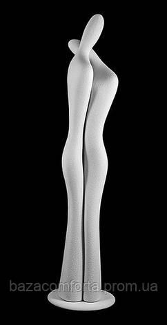 """Статуэтка S370/A """"Пара"""" 43 см, бел., фото 2"""