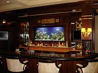 Обслуживание аквариумов в Киеве от 400 до 600 л