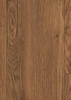Вінілова підлога Egger Дуб розтрісканий коричневий, фото 1