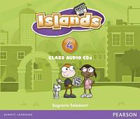 Islands 4 Class Audio CD's