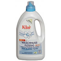 Klar Жидкое средство для стирки с экстрактом мыльного ореха Klar (1.5 л)