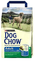 Dog Chow (Дог Чоу) Сухой корм для взрослых собак с индейкой 14 кг