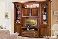 Стенка «Капри» витрина ТВ