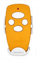 Doorhan transmitter 4 - Пульт для ворот и шлагбаумов, желтый