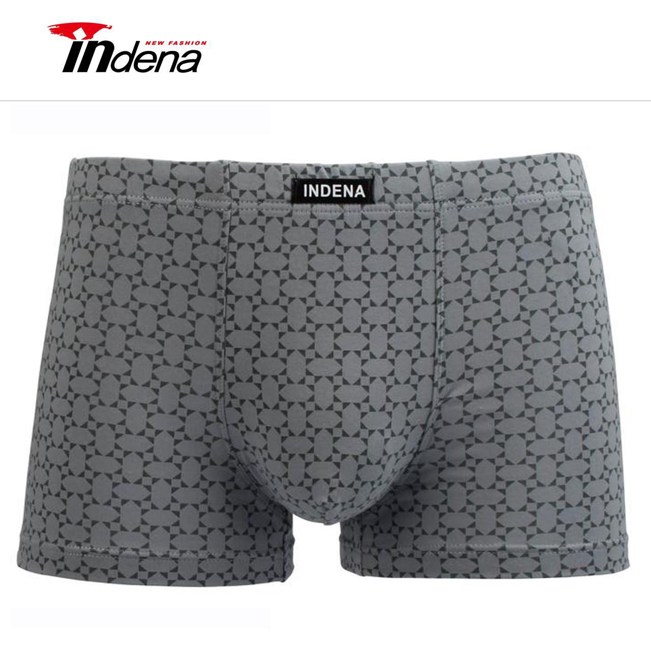 Мужские боксеры стрейчевые марка «INDENA» АРТ.75014