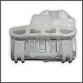 Механизм стеклоподъемника фиксатор скрепка передняя правая дверь Volkswagen, Seat, Skoda, Audi (Front R)